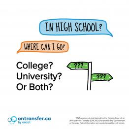ONCAT High School Brochure Cover